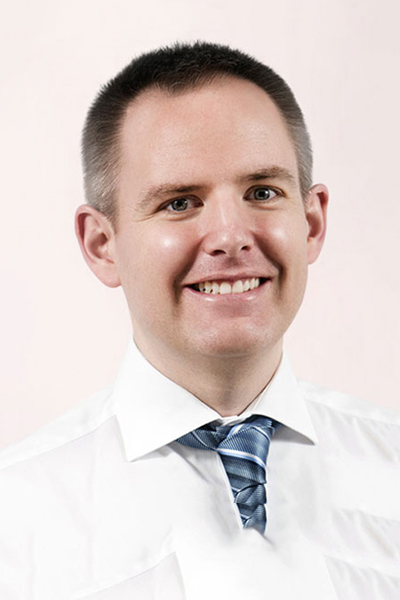 Dr. Colin O'Hehir